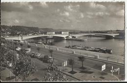 ROUEN (Seine Maritime) - Le Pont Corneille 1964 - Rouen