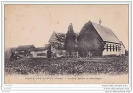 80) Pierrepont Sur Avre.- (Somme) Ancienne Abbaye De Saint Riquier - France