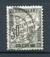 Frankreich Porto Nr.18           O  Used       (1283) - 1859-1955 Oblitérés