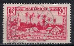 MARTINIQUE            N°  YVERT    147      OBLITERE       ( O   3/56 ) - Martinique (1886-1947)