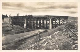 Shannon Power Scheme 6 Blackwater Bridge Under Construction Ardnacrusha IRELAND - Clare