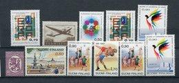 Finnland Kleine Sammlung / Lot **  MNH           (670) - Finland