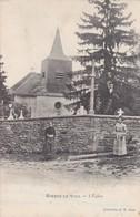 Cpa Dept 21 - Gissey-le-vieil - L'église  (voir Scan Recto-verso) - Altri Comuni