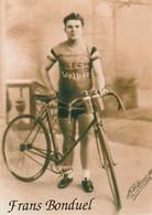 Frans Bonduel, Foto, Baasrode - Cycling
