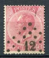 Belgien Nr.17 A          O  Used           (955) - 1865-1866 Profile Left