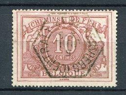 Belgien EP Nr.7 A          O  Used           (958) - Bahnwesen
