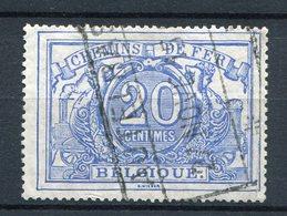 Belgien EP Nr.9 B          O  Used           (959) - Bahnwesen