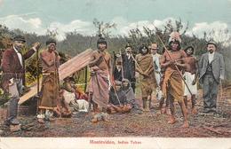 Montevideo Indios Tobas Uruguay - Uruguay