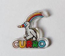 Pin's Curro Mascotte Exposition Séville 92  - 47R - Badges
