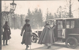 Kaiser Wilhelm And Kaiser From AUSTRIA - Familles Royales