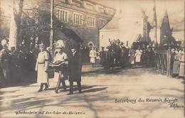 Falkenheim  Mit Den Orden Der Kaiserin - Kaiserin Auguste Victoria - Familles Royales