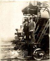 CanadA TORONTO MINISTRE DE MINES MINAS  23 * 18  CM Fonds Victor FORBIN (1864-1947) RAILWAY CHEMIN DE FER - Trenes