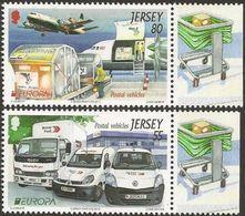 Jersey 2013  - Europa Cept - Set  MNH** - 2013