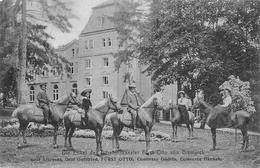 Fürst Otto Von Bismarck - Graf Albrecht - Graf Gottried - Comtesse Gödela - Comtesse Hannah - Koninklijke Families