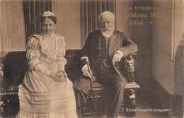 Unser Grossherogpaar - Familles Royales