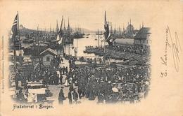 Fisketorvet I Bergen NORWAY - Norvège