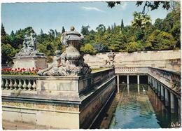 Nimes - Le Jardin De La Fontaine - Les Bains Romains - (Gard) - 1969 - Nîmes