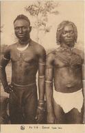 HAUTE - VOLTA / BOBO / GAOUA / TYPES LOBIS / SCARIFICATIONS / ANIMATION - Burkina Faso