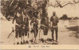 HAUTE - VOLTA / TYPES LOBIS / GUERRIERS AVEC LEURS ARCS / ANIMATION - Burkina Faso
