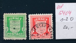 Jersey Nr.  1-2     (ed5404  ) Siehe Scan - Occupation 1938-45