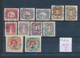 Litauen Nr. 65-75 ....  O  (oo8111  ) Siehe Scan - Litauen