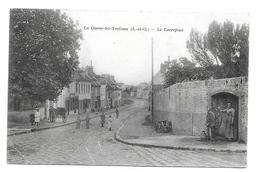 78/ YVELINES... LA QUEUE Les YVELINES: Le Carrefour.... BELLE ANIMATION.. - France
