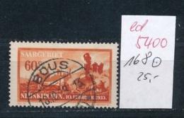 Saar Nr.  168 O  (ed5400  ) Siehe Scan - 1920-35 Saargebiet – Abstimmungsgebiet