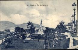 Cp Rio De Janeiro Brasilien, Gloria - Altri