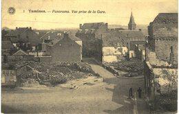 TAMINES  Panorama , Vue Prise De La Gare - Sambreville