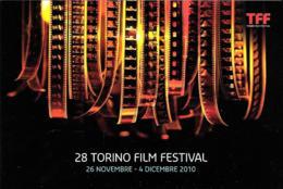 [MD3328] CPM - TORINO - 28 FILM FESTIVAL 2010 - DESIGN BY FLARVET - NV - Cinema