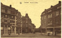 TAMINES    Rue De La Station. - Sambreville