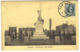 TAMINES    Monument Des Fusillés - Sambreville