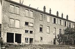 -dpts Div -ref-AJ461- Rhône - Cours La Ville - Agrandissement De L Ecole De Garçon ( 1950 ) - Ecoles - Carte Bon Etat - - Cours-la-Ville