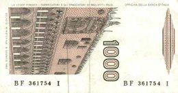 1000 MILLE LIRE MARCO POLO Fior Di Stampa - [ 2] 1946-… : République