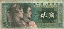 ZHONGGUO RENMIN YINHANG - Chine
