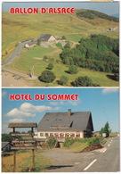 Giromagny - Hotel-Restaurant Du Sommet Du Ballon D'Alsace - Giromagny