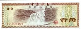 BANK OF CHINA  0.10 TEN - Chine