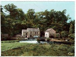CPSM - 35 - SAINT OUEN Des ALLEUX - Moulin De La Roche - France