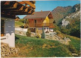 Goumois - Vue Panoramique - Chalets Mercier (Frontière Franco-Suisse) - (Doubs) - Montbéliard