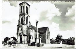 CPSM - 35 - SAINT OUEN Des ALLEUX - L'Eglise - - France