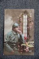 Militaria : Thermomètre De L'Amour - Patrióticos