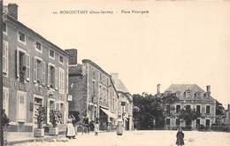 79-MONCOUTANT-PLACE PRINCIPALE - Moncoutant