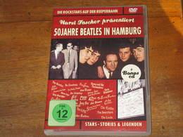 50 JAHREN BEATLES IN HAMBURG / Les Débuts Des Beatles AvecDVD BONUS - Chuck Berry -bill Haley - Fats Domino Etc - Concert Et Musique