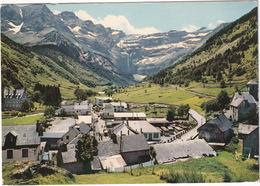 Gavarnie - Le Cirque Et Le Village - (Hte Pyrénées) - Gavarnie