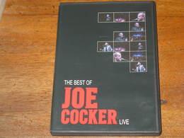 THE BEST LIVE OF JOE COCKER - Concert & Music