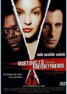 INSTINCTS MEURTRIERS   °°°°°°°°  JUDD JACKSON GARCIA - Politie & Thriller