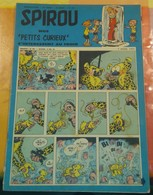 Spirou N° 986 Du 7 Mars 1957 : Marsupilami, Gil Jourdan, La Patrouille Des Castors, Lucky Luke, Buck Danny... - Spirou Magazine