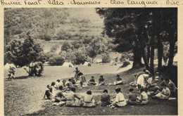 Camp De Guides L'Heure Du Repas EV - Scouting