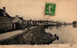 41 .. SAINT AIGNAN ... LES COCHARDS ... 1923 - Saint Aignan