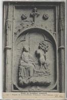 CPA - Musée Sculpture Comparée - Façade De La Cathédrale D'Auxerre - Edition ND - Sculptures